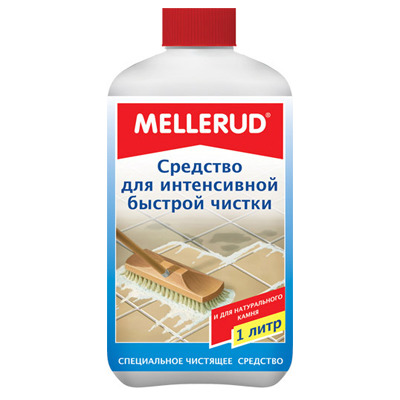 Mellerud Средство для интенсивной быстрой чистки. 1 л.