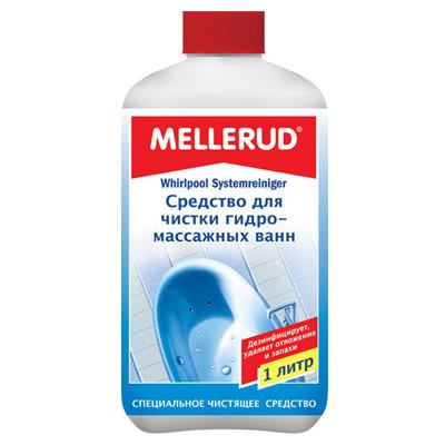 Mellerud Средство для чистки гидромассажных ванн. 1 л.