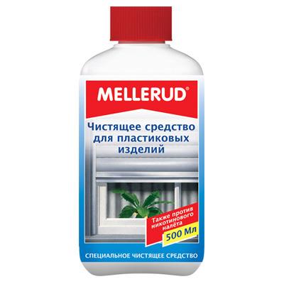 Mellerud Чистящее средство для пластиковых изделий. 500 мл.
