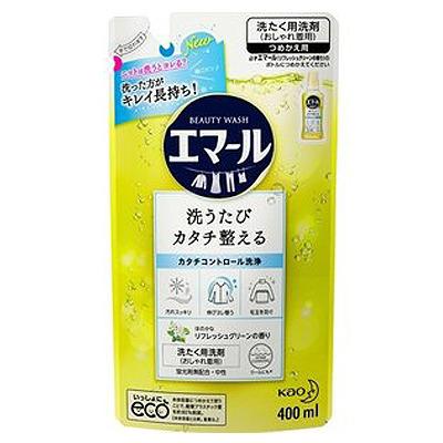 """Kao """"Aimard"""" : Жидкое средство для деликатной стирки с ароматом зеленых цитрусов, 400 мл."""