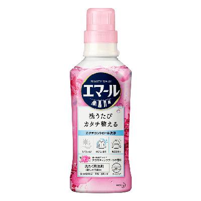 """Kao """"Aimard"""" : Жидкое средство для деликатной стирки с ароматом цветов, 500 мл."""