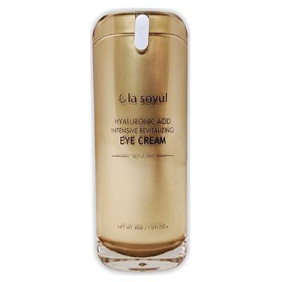 La Soyul Premium Hyaluronic Acid Intensive Revitalizing Eye Cream : Крем для кожи вокруг глаз с гиалуроновой кислотой для интенсивного восстановления. 30 мл.
