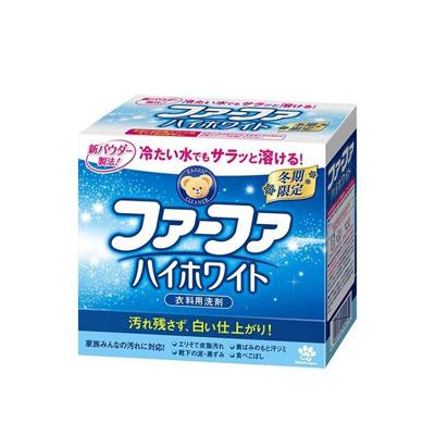 """Nissan FaFa : """"Морозная свежесть"""" Концентрированный стиральный порошок для всей семьи, 0,9 кг."""