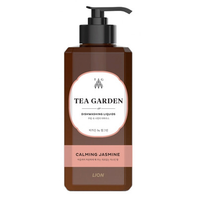 CJ Lion «Chamgreen Tea Garden» : Средство для мытья посуды «Жасмин», 500 г.