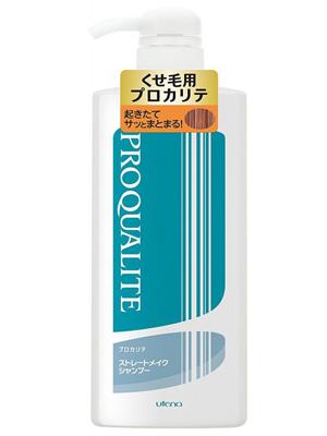 Utena Proqualite : Шампунь для волнистых и непослушных волос с коллагеном, 600 мл.