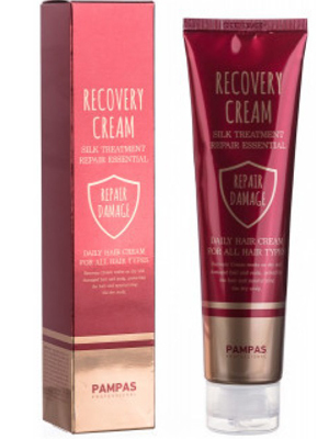 Pampas Recovery Cream : Пампас восстанавливающий крем для волос, 150 мл.