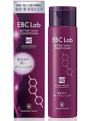 Momotani EBC Lab Scalp moist conditioner : Увлажняющий кондиционер для придания объема (для сухой кожи головы). 290 мл.