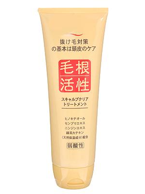 Junlove Scalp clear treatment : Маска для укрепления и роста волос, 250 гр.