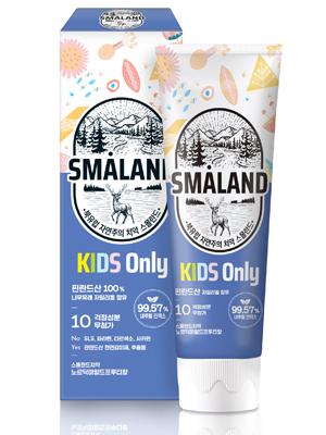 Kerasys Smaland Nordic Mild Fruity : Детская Зубная Паста НОРДИК Фруктовая, 80 г.