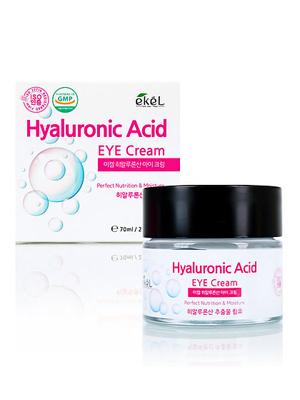 Ekel Eye Cream Hyaluronic Acid Крем для век с гиалуроновой кислотой 70 мл.