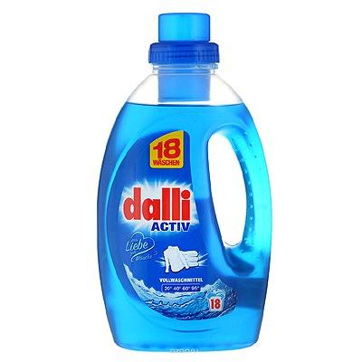Dalli Activ : Концентрированный гель для стирки Универсальный 1,1 л.