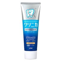 Lion Clinica Advantage Soft Mint : Зубная паста комплексного действия. Нежная мята, 130 гр