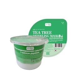 La Miso Tea Tree Modeling Mask : Альгинантная маска для лица с чайным деревом. Для чувствительной и проблемной кожи. 28 гр.