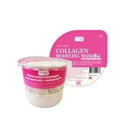 La Miso Collagen Modeling Mask : Альгинантная Маска с Коллагеном. Успокаивает кожу, предотвращает потерю влаги и питает. Для сухой и огрубевшей кожи. 28 гр.