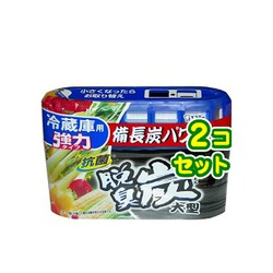 ST Dashuutan : Антибактериальный желеобразный поглотитель запаха для основной камеры холодильника. 240 гр.