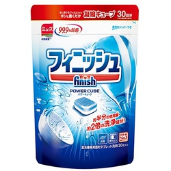 Reckitt Benckiser (Япония) Finish Tablet : Таблетки для посудомоечных машин, мягкая упаковка, 30 шт.