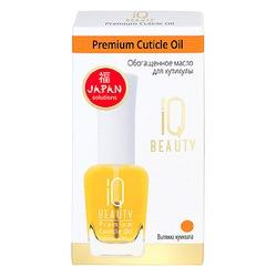 IQ Beauty Premium Cuticle Oil : Обогащённое масло для кутикулы, 12,5 мл.