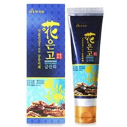 Mukunghwa Гелевая лечебная зубная паста с экстрактом ноготков календулы «Императорский рецепт» с мятным вкусом, 110 гр.