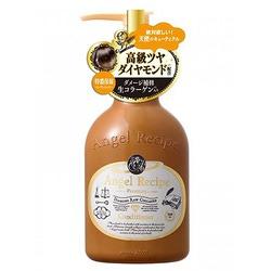 Cosme Company Angel Recipe Premium Conditioner : Премиальный восстанавливающий кондиционер для волос без сульфатов и минеральных масел, 500 мл.