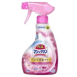 Kao «Magiclean Bath - Магия Чистоты» Спрей-пенка для ванны с антигрибковым, дезинфицирующим эффектом, с ароматом розы, 380 мл.