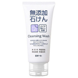 Rosette Пенка для умывания и снятия макияжа без искусственных добавок, для чувствительной кожи, 120 гр.