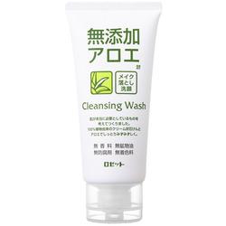 Rosette Кремовая пенка для умывания и снятия макияжа для чувствительной кожи лица. С экстрактом алоэ, 120 гр.