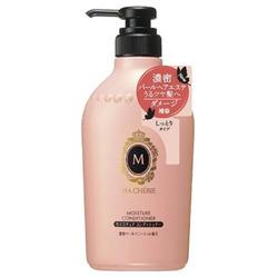 Shiseido Ma Cherie : Увлажняющий кондиционер с цветочно-фруктовым ароматом. Для ежедневного применения. 450 мл.