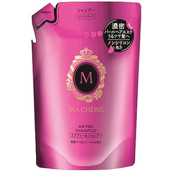 Shiseido Ma Cherie : Шампунь для объема волос. С цветочно-фруктовым ароматом. Без силикона. Для ежедневного применения. 380 мл.