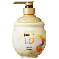 Hacica Deep Moist Shampoo 1.0 : Шампунь глубоко увлажняющий 1.0, 450 мл.