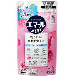 """Kao """"Aimard"""" : Жидкое средство для деликатной стирки с ароматом цветов, 400 мл."""
