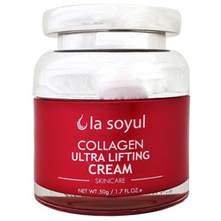 La Soyul Premium Collagen Ultra Lifting Cream : Крем с коллагеном Ультра Лифтинг. 50 гр.