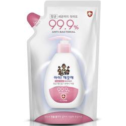 CJ Lion Ai Kekute : Жидкое мыло для рук Свежий грейпфрут, с антибактериальным эффектом, мягкая упаковка, 200 мл.