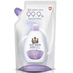 CJ Lion Ai Kekute : Жидкое мыло для рук Сочная ягода, с антибактериальным эффектом, мягкая упаковка, 200 мл.