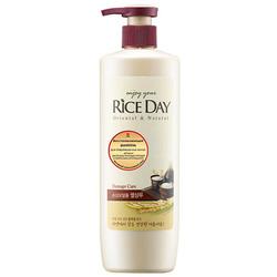 CJ Lion Rice Day : Восстанавливающий шампунь для поврежденных и ослабленных волос, 550 мл.