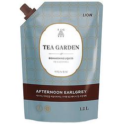 """CJ Lion """"Chamgreen"""" Tea Garden"""" : Средство для мытья посуды «Бергамот», 1200 мл."""