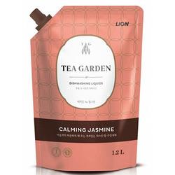 CJ Lion «Chamgreen Tea Garden» : Средство для мытья посуды «Жасмин», 1200 мл.