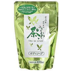 Cosme Station : Гель для душа с экстрактом зеленого чая, 400 мл.