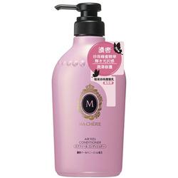 Shiseido Ma Cherie : Кондиционер для объема волос. С цветочно-фруктовым ароматом. Для ежедневного применения. 450 мл.