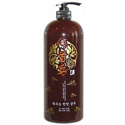 White Cospharm Hasuo Herbal Hair Care Shampoo : Шампунь для волос с восточными травами, 1500 мл.