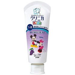 Lion Kid's : Детская зубная паста, укрепляющая (со вкусом винограда) 60 гр.