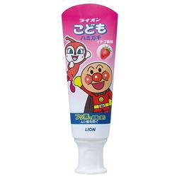 Lion Kid's : Детская зубная паста, слабоабразивная (со вкусом клубники) 40 гр.