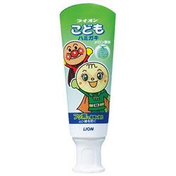 Lion Kid's : Детская зубная паста, слабоабразивная (со вкусом дыни) 40 гр.