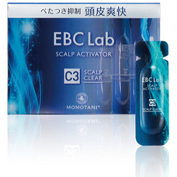 """Momotani """"EBC Lab Scalp clear scalp activator"""" : Сыворотка-активатор для жирной кожи головы, 14 шт. по 2 мл."""