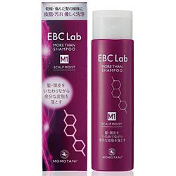 "Momotani EBC Lab ""Scalp moist shampoo"" : Увлажняющий шампунь для придания объема (для сухой кожи головы). 290 мл."