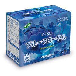 """Otsu Концентрированный стиральный порошок с ароматом """"Цветочный Сад"""". 1 кг."""