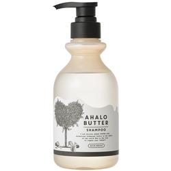 Cosme Company AHALO BUTTER Shampoo Rich Moist : Увлажняющий пенный шампунь с тропическими маслами и кленовым сиропом (без сульфатов и силикона), 500мл.