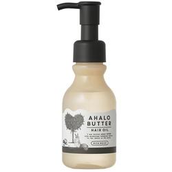 Cosme Company AHALO BUTTER Hair Oil Rich Moist : Масло для увлажнения, защиты и блеска волос, 95мл.