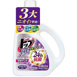 Lion Top Clear Liquid Antibacterial : Жидкое средство для стирки белья с антибактериальным эффектом. 900 гр.