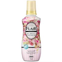 """Kao """"Flaire Fragrance Gentle & Bouquet"""" : Кондиционер-смягчитель для белья с нежным букетным ароматом 570 мл."""