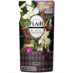 """Kao """"Flaire Fragrance Sweet & Spice"""" : Кондиционер-смягчитель для белья с ароматом цветов и специй 480 мл."""